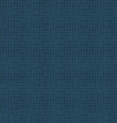 Seamless linen pattern background texture vector