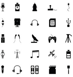 phonec accessories icon vector image