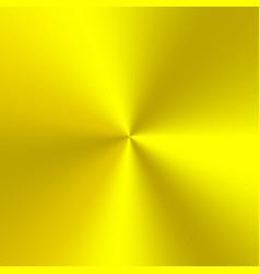 bright yellow gradient vector image