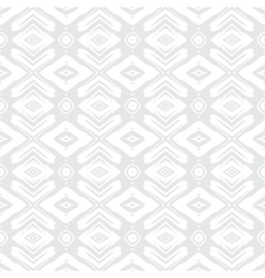Geometric texture in ethnic style vector image