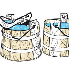Buckets vector