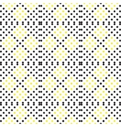 Seamless pattern perforation bacground vector