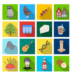 business trade tourism and other web icon in vector image
