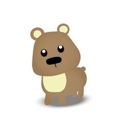 A Cute Bear vector