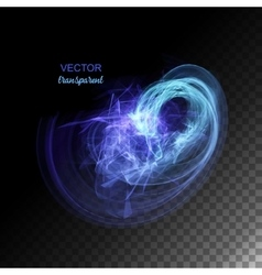 Abstract Curved Lines vector image vector image