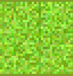 Geometrical abstract square mosaic background vector