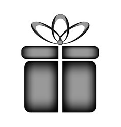 Gift icon sign vector