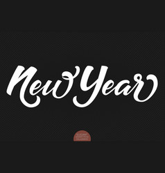 happy new 2019 year holiday vector image