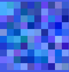 Square mosaic pattern background - from squares vector