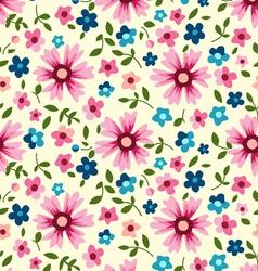 pretty daisy vector image