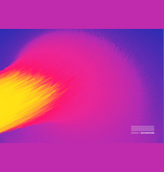 Abstract blurred color background modern screen vector