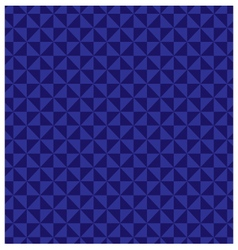 Abstract geometric background of blue vector image