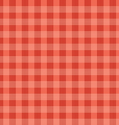 Abstract Red Seamless Tablecloth Pattern vector