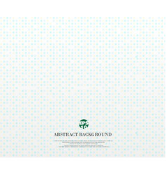 clear soft color dots of circle background vector image