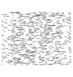 lines with particles on it signal flowing vector image