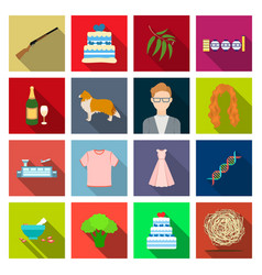 business ecology natureand other web icon in vector image vector image