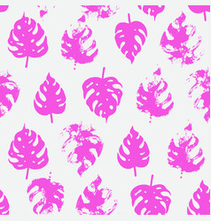 Trendy seamless pattern with pastel vector