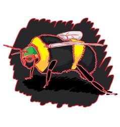 Bumblebee-pw vector