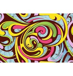 Seamless abstraction vector