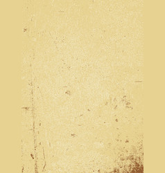 blank aged paper background vertical a4 format vector image vector image