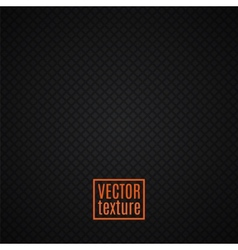 Black squared texture vector image