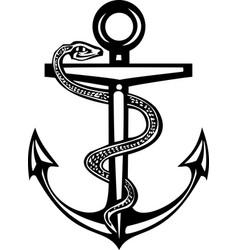 Caduceus anchor vector
