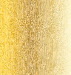 Gold wood texture vector
