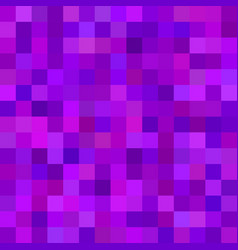 Abstract square tile mosaic background vector