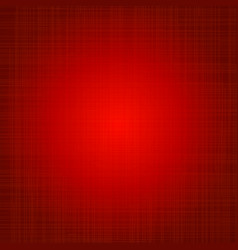 red cloth texture background vector image