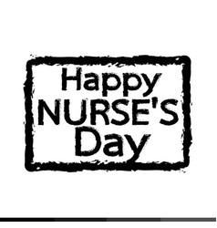 International nurse day design vector