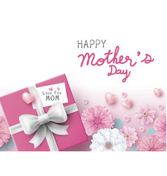 mothers day concept design vector image