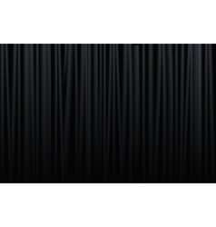 Curtain from the theatre vector image