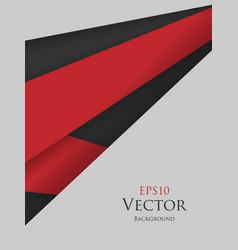 Bright corporate design vector