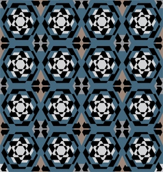 Ceramic Tiles Morocco Style vector