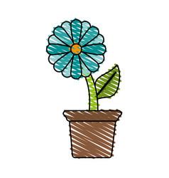 Flower vector