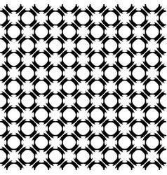 oriental seamless pattern geometric texture vector image