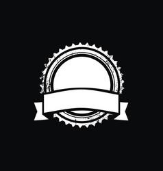 vintage element logo vector image