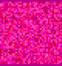 Abstract square mosaic background - from squares vector