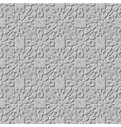 seamless arab stone arabesque background vector image