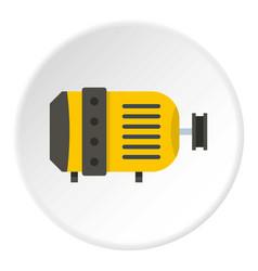 Propeller icon circle vector