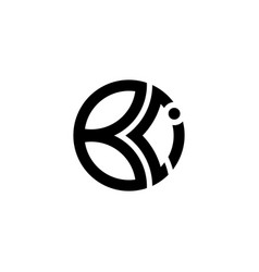 bci logo-01 vector image
