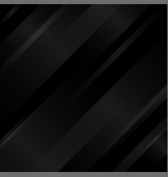 black color shape abstract background vector image