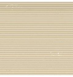 Seamless cardboard background vector image