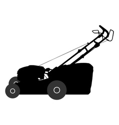 Lawn-mower vector