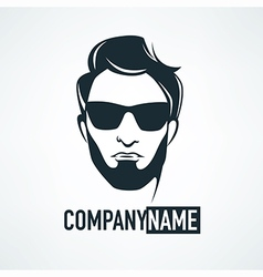 Man logo vector