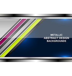 Abstract template backgrounds design vector