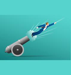 goals boost concept vector image