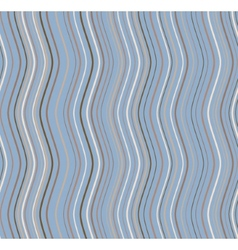 Seamless ripple pattern Repeating texture in vector image vector image