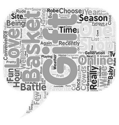 Tis the season text background wordcloud concept vector
