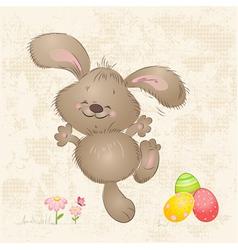 aester rabbit2 vector image